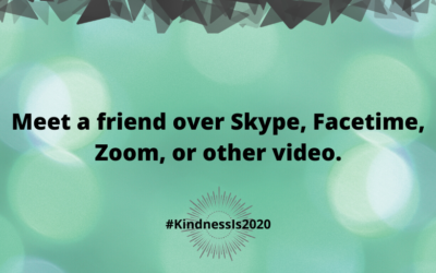 March 20 Kindness Prompt