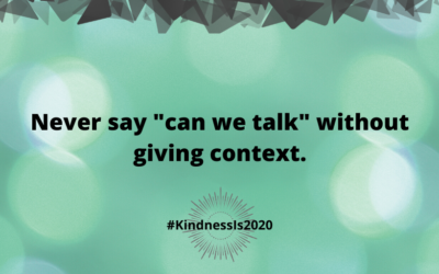 March 18 Kindness Prompt